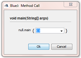 Dialog Method Call